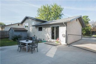 Photo 19: 39 McMullen Crescent in Winnipeg: Mission Gardens Residential for sale (3K)  : MLS®# 1723858