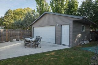 Photo 18: 39 McMullen Crescent in Winnipeg: Mission Gardens Residential for sale (3K)  : MLS®# 1723858
