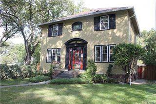 Photo 1: 290 Elm Street in Winnipeg: Residential for sale (1C)  : MLS®# 1723868