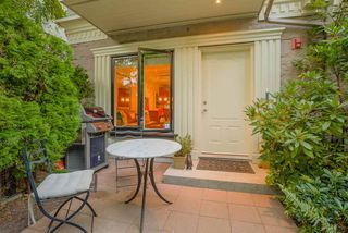 "Photo 17: 3 1135 BARCLAY Street in Vancouver: West End VW Townhouse for sale in ""Barclay Estates"" (Vancouver West)  : MLS®# R2204375"