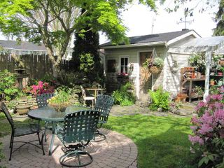 Photo 4: 3471 HUNT ST in Richmond: Steveston Villlage House for sale : MLS®# V1004715