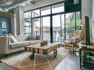 Photo 1: 219 68 Broadview Avenue in Toronto: South Riverdale Condo for sale (Toronto E01)  : MLS®# E3958676