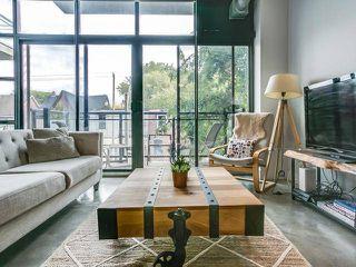 Photo 2: 219 68 Broadview Avenue in Toronto: South Riverdale Condo for sale (Toronto E01)  : MLS®# E3958676