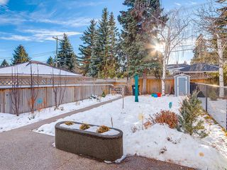 Photo 33: 2611 CANMORE RD NW in Calgary: Banff Trail House for sale : MLS®# C4146643