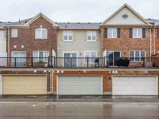 Photo 16: 33 Ganton Heights in Brampton: Northwest Brampton House (3-Storey) for sale : MLS®# W4048644