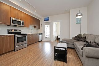 """Photo 3: 307 2473 ATKINS Avenue in Port Coquitlam: Central Pt Coquitlam Condo for sale in """"VALORE ON THE PARK"""" : MLS®# R2246469"""