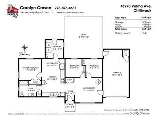 Photo 20: 46270 VELMA Avenue in Sardis: Sardis East Vedder Rd House for sale : MLS®# R2253356