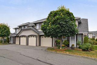"""Photo 1: 130 3160 TOWNLINE Road in Abbotsford: Abbotsford West Townhouse for sale in """"SOUTHPOINT"""" : MLS®# R2271801"""