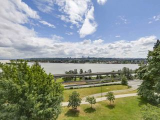 "Photo 20: 606 69 JAMIESON Court in New Westminster: Fraserview NW Condo for sale in ""PALACE QUAY"" : MLS®# R2274346"