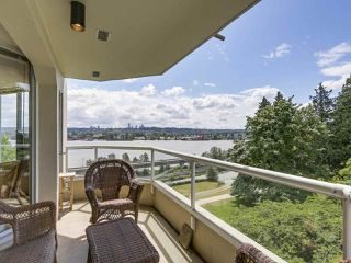 "Photo 19: 606 69 JAMIESON Court in New Westminster: Fraserview NW Condo for sale in ""PALACE QUAY"" : MLS®# R2274346"