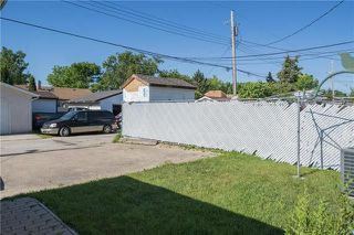 Photo 19: 208 Dowling Avenue West in Winnipeg: West Transcona Residential for sale (3L)  : MLS®# 1816805