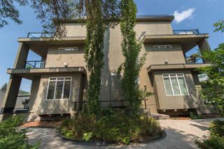Main Photo: 6 9856 83 Avenue in Edmonton: Zone 15 Townhouse for sale : MLS®# E4123444