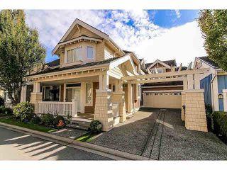 Photo 1:  in Surrey: Morgan Creek Home for sale ()  : MLS®# F1425013