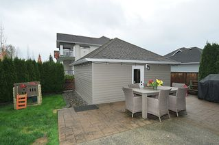 "Photo 18: 11192 CALLAGHAN Close in Pitt Meadows: South Meadows House for sale in ""River's Edge"" : MLS®# R2319314"