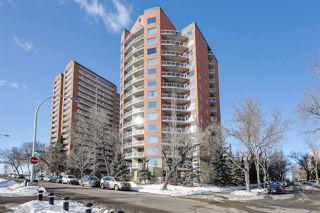 Main Photo: 1003 9708 110 Street in Edmonton: Zone 12 Condo for sale : MLS®# E4135517