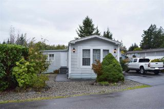 Main Photo: 38 4116 BROWNING Road in Sechelt: Sechelt District Manufactured Home for sale (Sunshine Coast)  : MLS®# R2326381