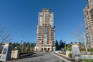 Main Photo: 705 6823 STATION HILL Drive in Burnaby: South Slope Condo for sale (Burnaby South)  : MLS®# R2326962
