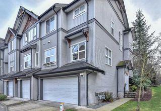 "Main Photo: 77 12677 63 Avenue in Surrey: Panorama Ridge Townhouse for sale in ""Sunridge Estate"" : MLS®# R2331733"