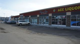 Photo 1: 307 10451-99 Avenue: Fort Saskatchewan Retail for sale or lease : MLS®# E4142583