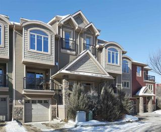 Photo 1: 5 10240 90 Street in Edmonton: Zone 13 Townhouse for sale : MLS®# E4145450