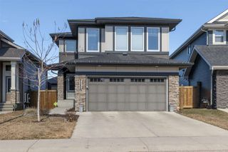 Photo 1: 3312 WEIDLE Way in Edmonton: Zone 53 House for sale : MLS®# E4151758