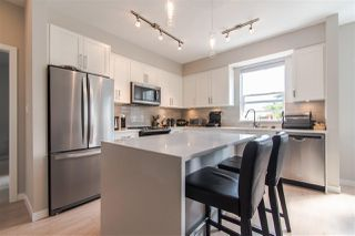 """Photo 2: D215 20211 66 Avenue in Langley: Willoughby Heights Condo for sale in """"Elements"""" : MLS®# R2371078"""