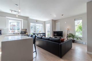 """Photo 4: D215 20211 66 Avenue in Langley: Willoughby Heights Condo for sale in """"Elements"""" : MLS®# R2371078"""