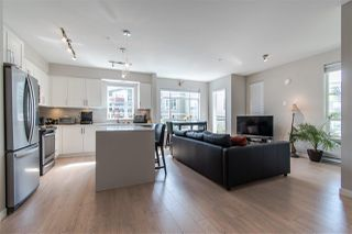 """Photo 1: D215 20211 66 Avenue in Langley: Willoughby Heights Condo for sale in """"Elements"""" : MLS®# R2371078"""