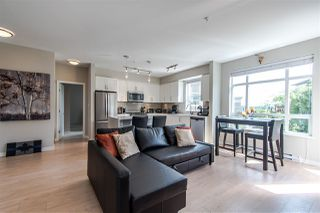 """Photo 6: D215 20211 66 Avenue in Langley: Willoughby Heights Condo for sale in """"Elements"""" : MLS®# R2371078"""