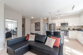 """Photo 5: D215 20211 66 Avenue in Langley: Willoughby Heights Condo for sale in """"Elements"""" : MLS®# R2371078"""