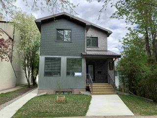 Main Photo: 8617 108A Street in Edmonton: Zone 15 House for sale : MLS®# E4158461