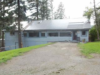 Photo 1: 6763 LAGERQUIST Road: McLeese Lake House for sale (Williams Lake (Zone 27))  : MLS®# R2381929