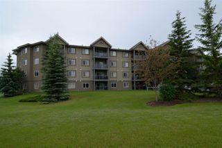 Photo 3: 410 279 SUDER GREENS Drive in Edmonton: Zone 58 Condo for sale : MLS®# E4163274