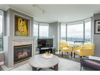 "Photo 3: 1002 33065 MILL LAKE Road in Abbotsford: Central Abbotsford Condo for sale in ""Summit Point"" : MLS®# R2386532"