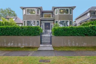Main Photo: 4118 W 13TH Avenue in Vancouver: Point Grey House for sale (Vancouver West)  : MLS®# R2386951