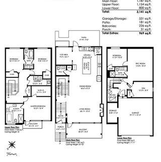 "Photo 20: 13680 MCKERCHER Drive in Maple Ridge: Silver Valley House for sale in ""FORMOSA PLATEAU"" : MLS®# R2387832"