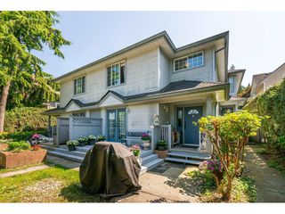 Photo 1: 4 2305 ST JOHNS Street in Port Moody: Port Moody Centre Townhouse for sale : MLS®# R2388377