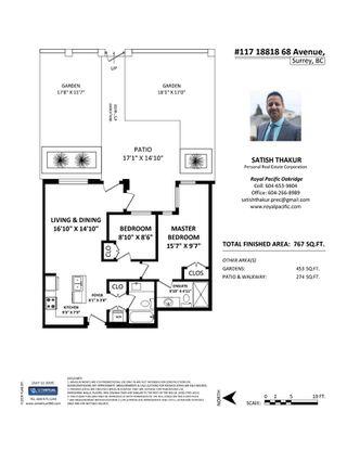 Main Photo: 117 18818 68 Avenue in Surrey: Clayton Condo for sale (Cloverdale)  : MLS®# R2389818