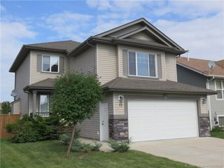 Main Photo: 42 Jaspar Crescent in Red Deer: RR Johnstone Crossing Residential for sale : MLS®# CA0175721