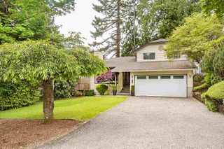 Photo 1: 1919 BANBURY Road in North Vancouver: Deep Cove House for sale : MLS®# R2457460