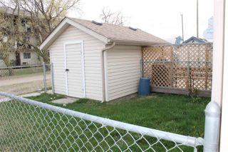 Photo 23: 4817 54 Avenue: Wetaskiwin House Half Duplex for sale : MLS®# E4198184