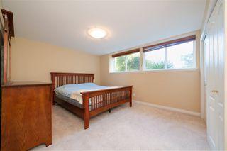 Photo 33: 1417 GORDON Avenue in West Vancouver: Ambleside House for sale : MLS®# R2469903