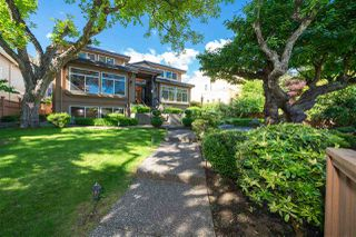 Main Photo: 1417 GORDON Avenue in West Vancouver: Ambleside House for sale : MLS®# R2469903