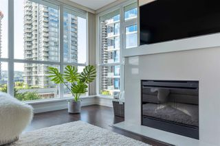 "Photo 9: 605 4400 BUCHANAN Street in Burnaby: Brentwood Park Condo for sale in ""MOTIF"" (Burnaby North)  : MLS®# R2488505"