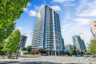 "Photo 1: 605 4400 BUCHANAN Street in Burnaby: Brentwood Park Condo for sale in ""MOTIF"" (Burnaby North)  : MLS®# R2488505"