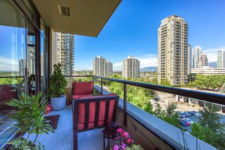 "Photo 14: 805 2355 MADISON Avenue in Burnaby: Brentwood Park Condo for sale in ""OMA"" (Burnaby North)  : MLS®# R2494939"