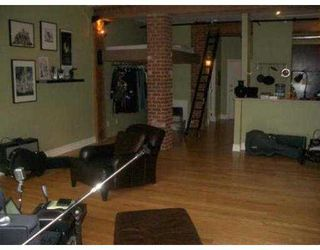 """Photo 4: 302 518 BEATTY ST in Vancouver: Downtown VW Condo for sale in """"518 BEATTY"""" (Vancouver West)  : MLS®# V562779"""