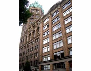 "Photo 1: 302 518 BEATTY ST in Vancouver: Downtown VW Condo for sale in ""518 BEATTY"" (Vancouver West)  : MLS®# V562779"