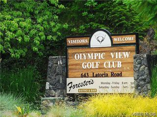 Photo 5: 3666 Coleman Place in VICTORIA: Co Latoria Single Family Detached for sale (Colwood)  : MLS®# 298114