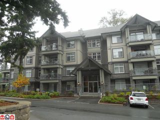 Photo 1: 106 33338 E BOURQUIN Crescent in Abbotsford: Central Abbotsford Condo for sale : MLS®# F1225319